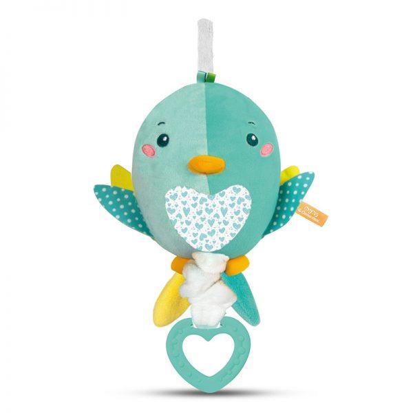 Baby Pássaro Carinhoso