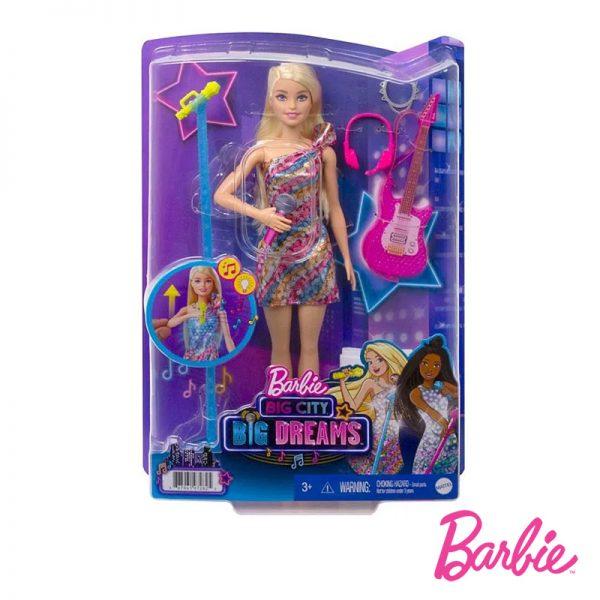 Barbie Musical Big City Big Dreams – Malibu