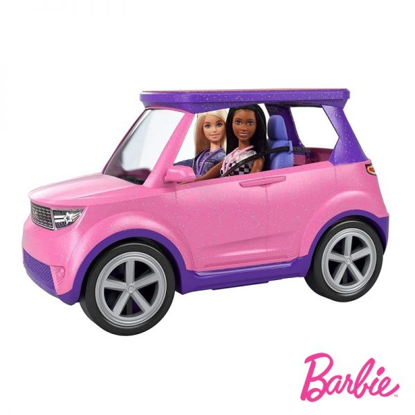 Barbie Carro Musical Big City Big Dreams