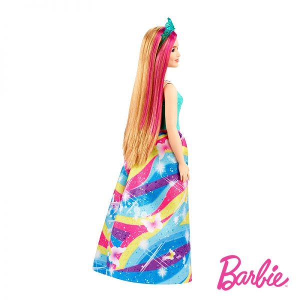Barbie Dreamtopia Princesa Turquesa