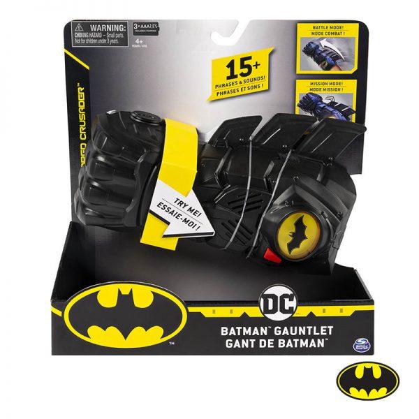 Batman – Luvas c/ Som