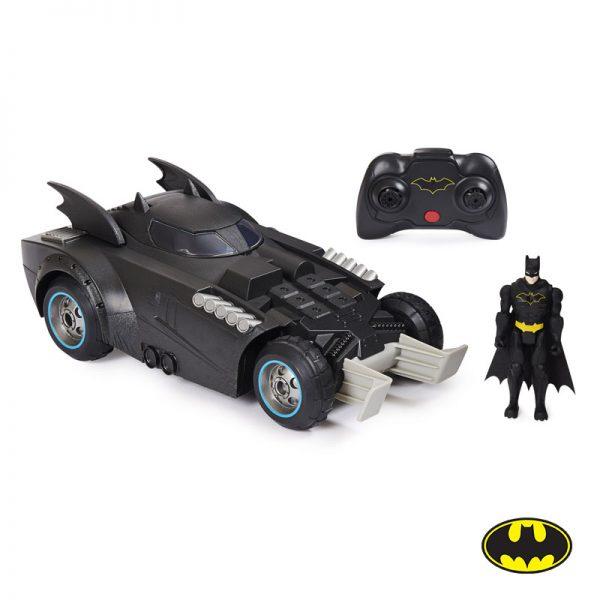 Batman – RC Batmobile Deluxe