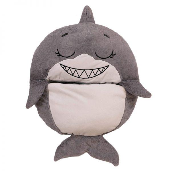 Dormi Locos Saco Cama Médio Tubarão