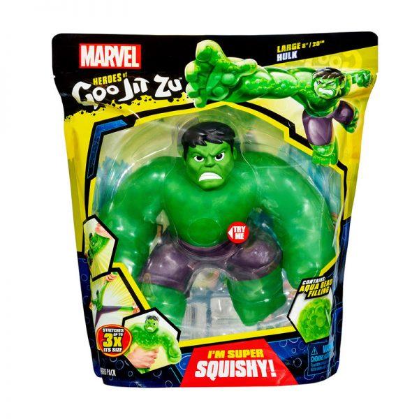 Goo Jit Zu – Figura Grande Hulk