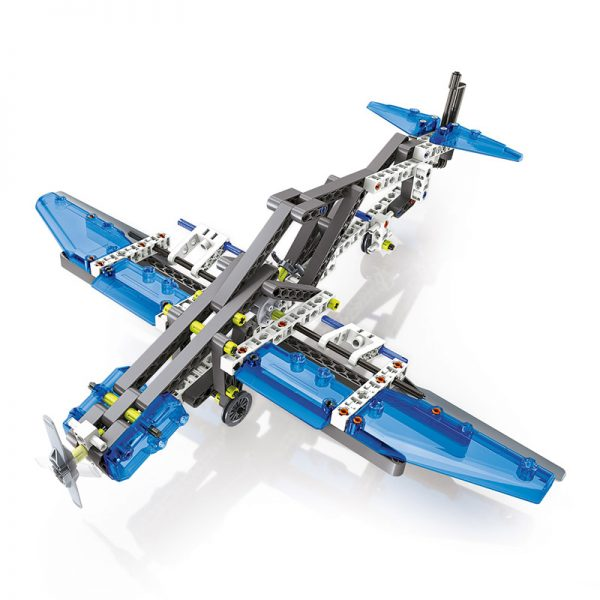 Laboratório de Mecânica – Avião e Helicóptero