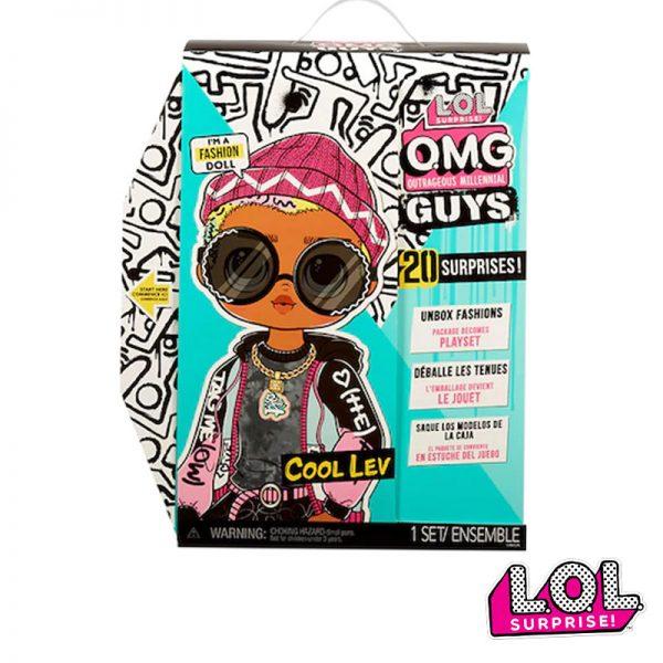 LOL Surprise! OMG Guys Fashion Cool Lev