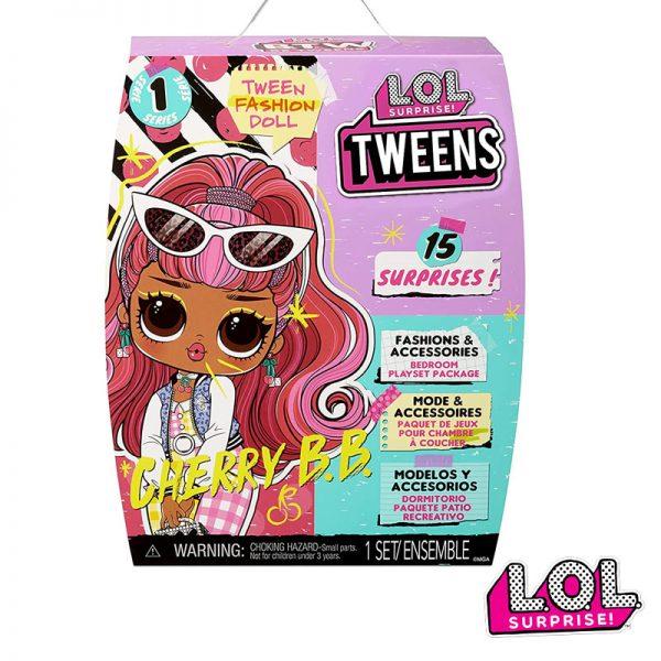 LOL Surprise! Tweens Cherry B.B.