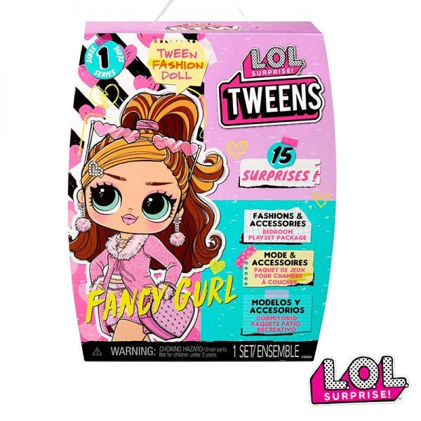 LOL Surprise! Tweens Fancy Gurl