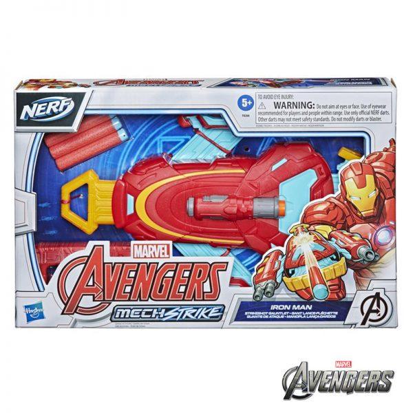 Luva Lançador de Dardos Iron Man