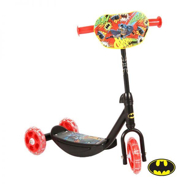 Trotinete 3 Rodas Batman
