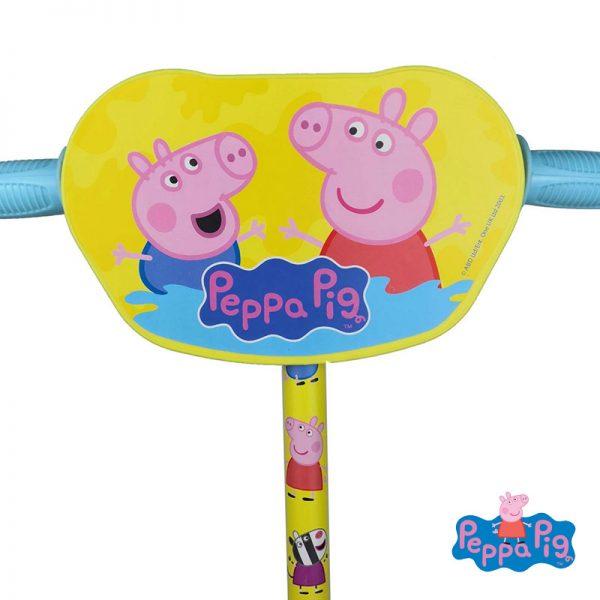 Trotinete 3 Rodas Peppa Pig