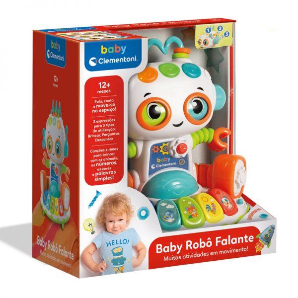 Baby Robô Falante