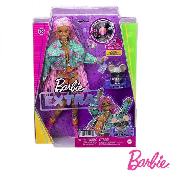 Barbie Extra Nº10