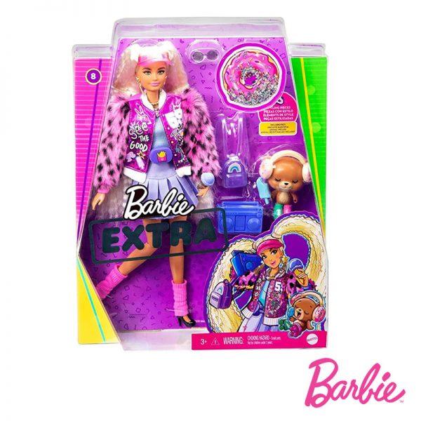 Barbie Extra Nº8