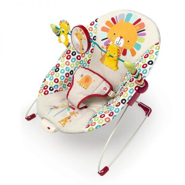 Espreguiçadeira Bright Starts Playful Pinwheels