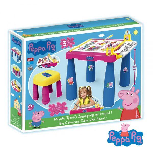 Mesa Multi Atividades Peppa Pig