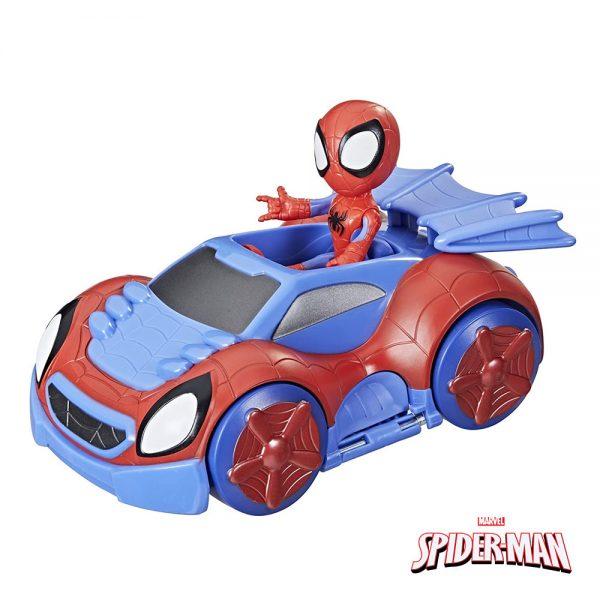 Spider-Man – Veículo Transformável Spidey